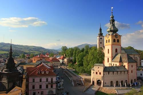Banska Bystrica Slovakia  City pictures : Slowakije Vakantie.com Vroegzomers operaverblijf in Slowakije ...